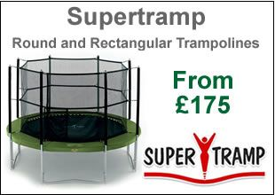 supertramp trampolines