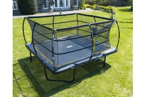 12ft x 12ft Telstar ELITE Trampoline Package INCLUDING COVER, LADDER and DELIVERY
