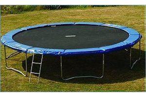 NISSEN High Jump Premier Trampoline - 10ft