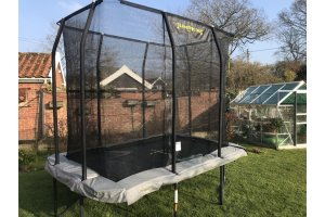 Jumpking Professional 6ft x 9ft Rectangular Trampoline
