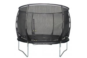 10ft Plum Magnitude Trampoline and Enclosure - 30163AB87