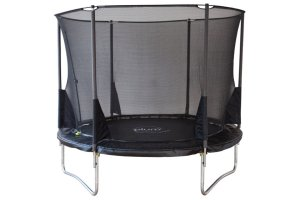 8ft Plum Space Zone II Trampoline and 3G Enclosure - 30211AB87