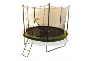 10ft Superflyer MK3 Trampoline with Enclosure & FREE Ladder