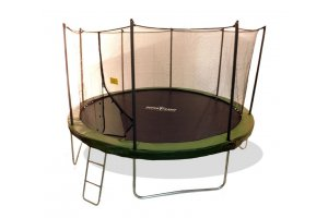12ft Superflyer MK3 Trampoline with Enclosure with FREE Ladder