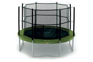 12ft Supertramp Fun Bouncer with Safety Enclosure