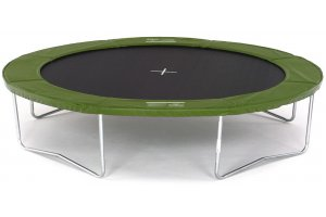 14ft Supertramp Superbouncer Trampoline
