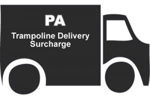 PA Postcode Trampoline Delivery  Surcharge