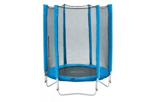Plum 6ft Junior Trampoline and Enclosure - BLUE - 30108