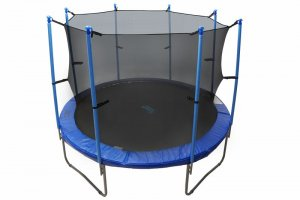 10ft Upper Bounce Trampoline with Enclosure - New from the USA - EXCLUSIVE