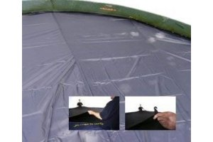 8ft Trampoline Cover - Bed only