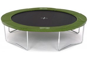 12ft Supertramp Fun Bouncer Trampoline