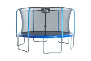8ft Upper Bounce Skytric Trampoline and Enclosure