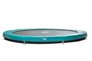 BERG 12.5ft (380cm) ELITE+ In Ground Trampoline