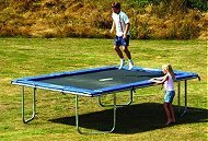 Trampolines online.co.uk... the no.1 online shop for rectangular trampolines in the UK!