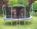 Trampolines online.co.uk... the no.1 online shop for safety nets and accessories in the UK!
