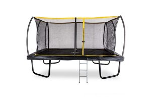 8ft x 12ft Telstar Elite Rectangle Trampoline Package INCLUDING COVER, LADDER and INSTALLATION