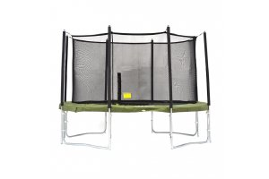 14ft Supertramp Super Bouncer with Safety Enclosure and Ladder