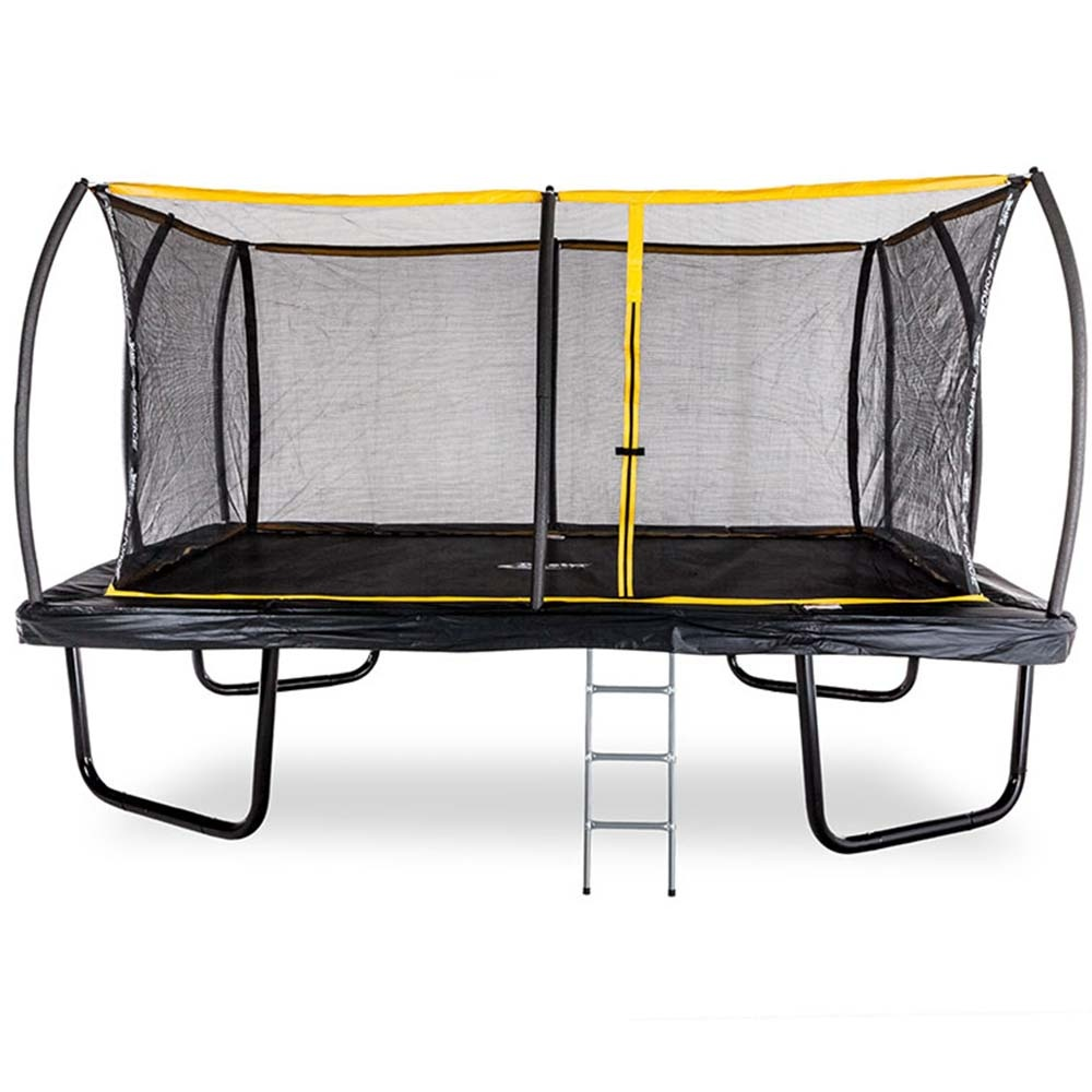 10ft X 15ft Telstar Elite Rectangle Trampoline Package