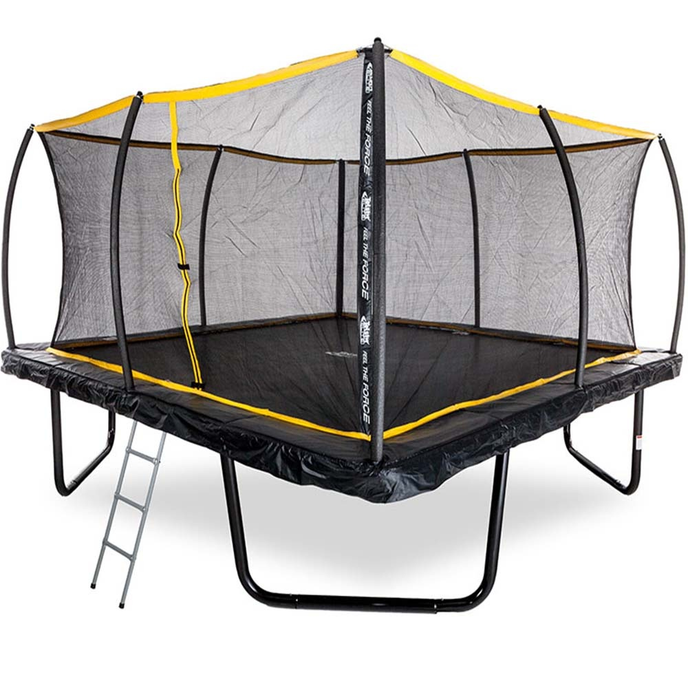 15ft X 15ft Telstar Elite Trampoline Package Including