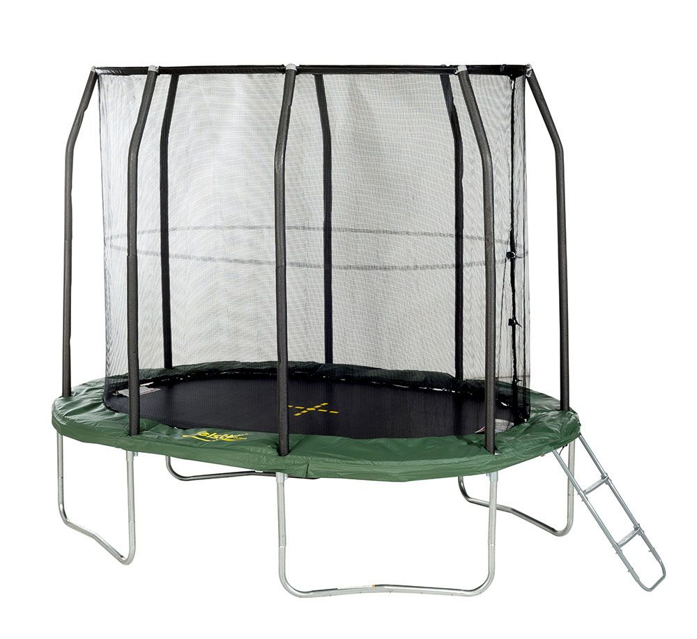 Jumpking Trampoline Ladder Instructions: Telstar Deluxe Jump Capsule