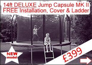 Telstar Jump Capsule Deluxe Mk II