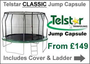 Telstar Classic Trampolines | Trampolines Online
