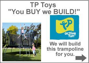TP Toys Trampoline | Trampolines Online
