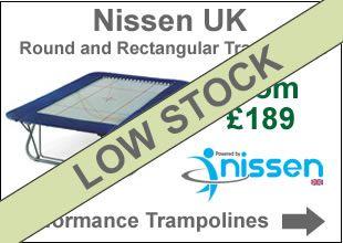 Nissen Trampolines | Trampolines Online