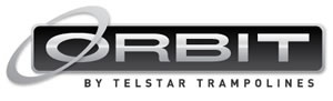 new orbit trampoline by telstar