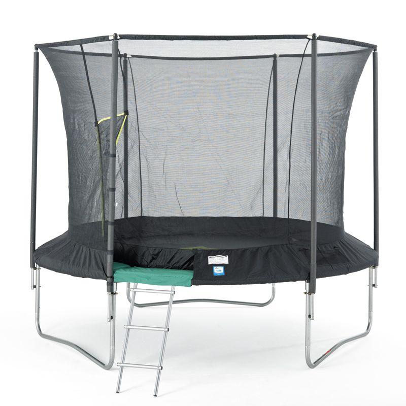 10ft tp genius trampoline trampolines online. Black Bedroom Furniture Sets. Home Design Ideas