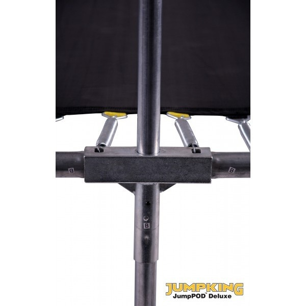 Jumpking Trampoline Ladder Instructions: Jumpking Mini OvalPOD Trampoline, 11.5ft X 8ft With FREE