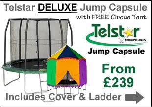 Telstar Deluxe Jump Capsule