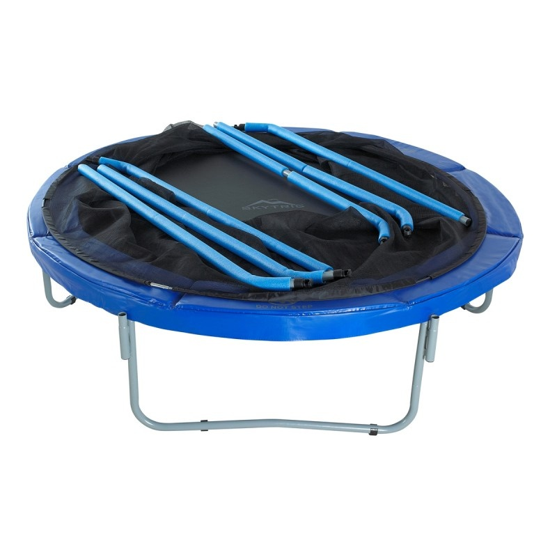 11ft Upper Bounce Skytric Trampoline And Enclosure