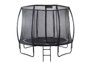 10ft Telstar Vortex BLACK Edition Package with FREE Cover and Ladder