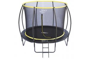 10ft Telstar Orbit Trampoline And Enclosure Package With FREE Ladder