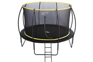 12ft Telstar Orbit Trampoline And Enclosure Package With FREE Ladder
