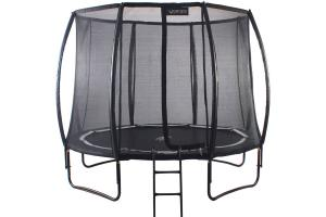 12ft Telstar Vortex BLACK Edition Package with Free Cover & Ladder